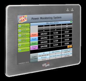 PMD-4201: koncentrator z wyświetlaczem i touchpanelem
