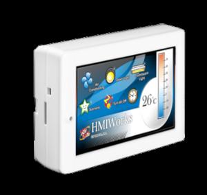 TPD-433-H: wyświetlacz z touchpanelem