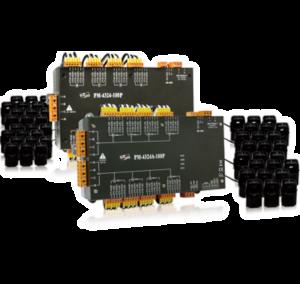 PM-4324: układ pomiarowy 24-kanałowy